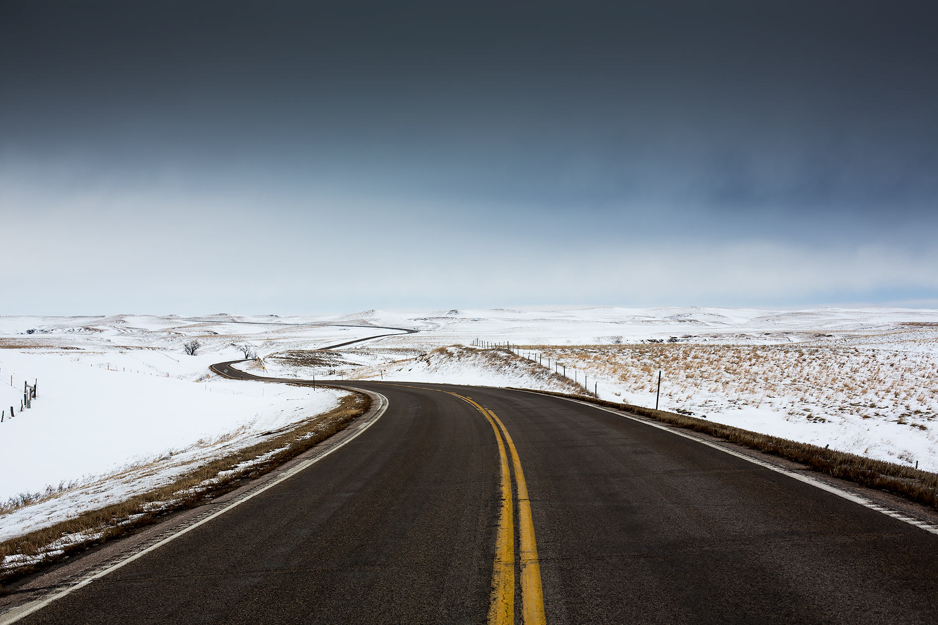 Prairie-road-in-winter-Scott-Gable