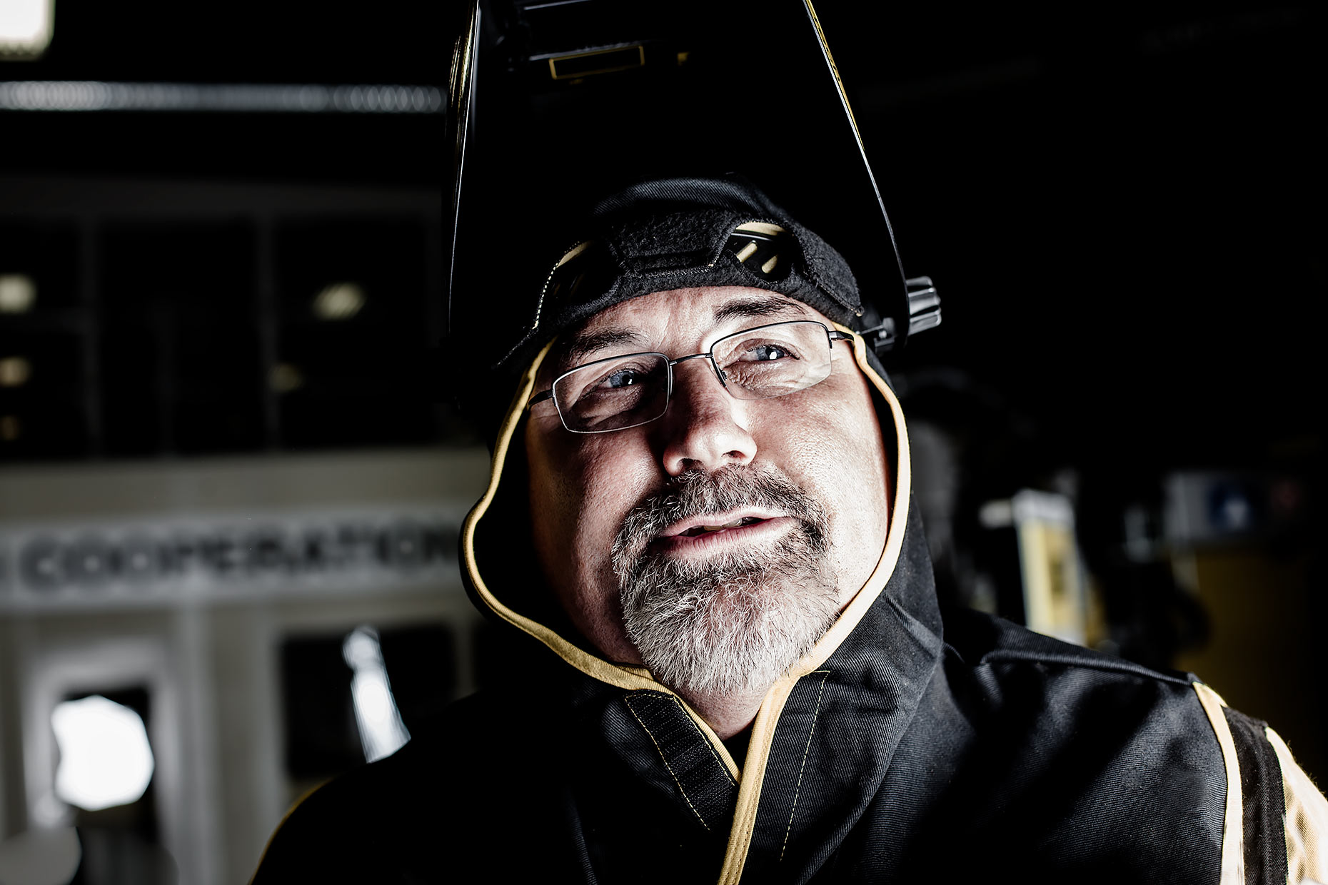 esab welder safety  | Scott Gable is an advertising and editorial photographer providing photography and video to corporate, industrial, medical and bio-science clients worldwide.