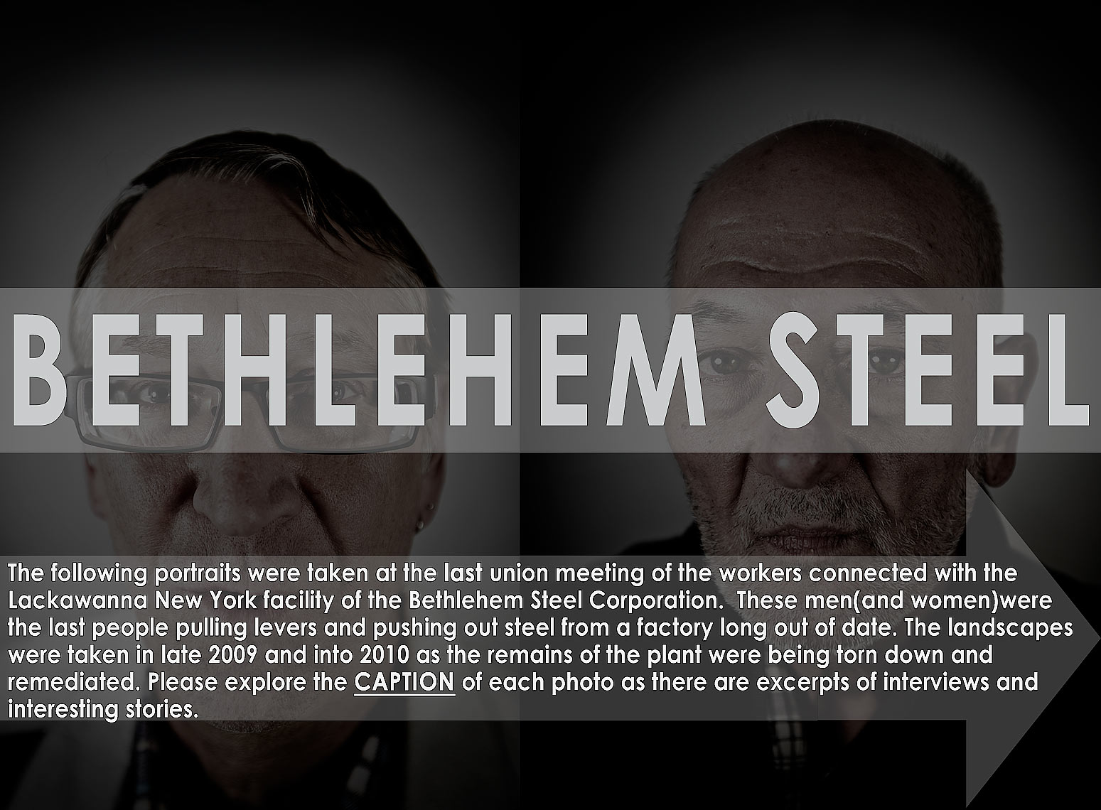 Bethlehem Steel Workers